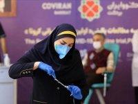İran'da günlük Kovid-19 vaka sayısında yeni bir rekor kırıldı