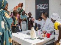 Yeryüzü Doktorları'ndan Filistin'e sağlık hizmeti