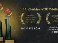 """""""15. eTürkiye Ödülleri"""" sahiplerini buldu"""""""
