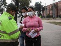 Kolombiya'da Kovid-19'dan son 24 saatte 614 kişi yaşamını yitirdi