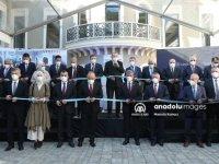 Cumhurbaşkanı Erdoğan, MFA Kocayusuf Maske Fabrikası Açılış Töreni'nde konuştu:
