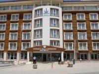 Erzurum'da hizmet veren hekimevi salgın döneminde Kovid-19 savaşçılarına rahat nefes aldırıyor