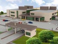 Çumra Devlet Hastanesi'nin yanına inşa edilecek ek bina için istişare toplantısı düzenlendi