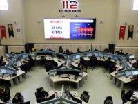 Şırnak'ta 112 Acil Çağrı Merkezi hizmete girdi