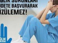 """İYİ Parti'li Kabukcuoğlu: """"Sağlıkta şiddet, Türk sağlık sistemi için tedavisi yapılmayan bir yaradır"""""""