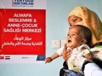 Yeryüzü Doktorları, son 5 ayda Tel Abyad ilçesinde 18 binden fazla sivile sağlık hizmeti sundu