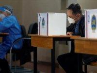 Moğolistan'da Kovid-19 salgını gölgesinde cumhurbaşkanı seçimleri yapılıyor