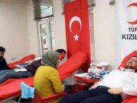 """Dünya Gönüllü Kan Bağışçıları Gününde """"Kan Transfüzyon Yönetim Sisteminin Geliştirilmesi"""" toplantısı düzenlendi"""