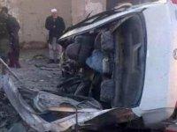 Afganistan'da sağlık çalışanlarına saldırı: 4 ölü