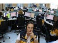 """Karabük'te 112 Acil Çağrı Merkezine yapılan çağrıların yüzde 80'i """"gereksiz"""""""