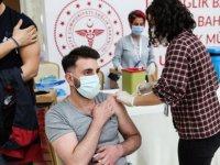 İstanbul'daki organize sanayi bölgelerinde mobil aşı uygulaması sürüyor