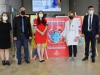 Bahçeşehir Koleji Konya Kampüsü öğrencilerinden sağlık çalışanları için resim sergisi