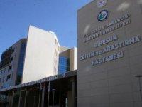 Giresun Eğitim ve Araştırma Hastanesi'nde 247 bin poliklinik ve acil sağlık hizmeti gerçekleşti