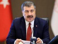 Sağlık Bakanı Koca, Koronavirüs Bilim Kurulu Toplantısı'nın ardından açıklamada bulundu: (4)