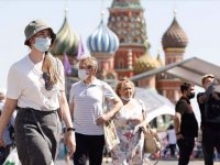 """Rusya'da 652 ile """"en yüksek"""" Kovid-19 günlük ölü sayısı kayıtlara geçti"""