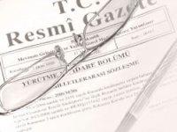 Sigorta Şirketleri ve Reasürans Şirketleri Yönetmeliğinde Değişiklik