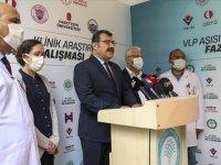 VLP temelli yerli Kovid-19 aşısı, Faz-2 aşamasında gönüllülere uygulanmaya başlandı