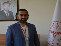 Tatvan Devlet Hastanesi Başhekimi Kulu, vatandaşların tereddüt etmeden aşı olmasını tavsiye etti