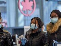 Kanada'da Kovid-19 salgını nedeniyle son iki haftada 116 kişi hayatını kaybetti