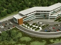 Susurluk Devlet Hastanesinin temeli törenle atıldı