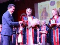 Kumluca Sağlık Bilimleri Fakültesi Hemşirelik Bölümü ilk mezunlarını verdi