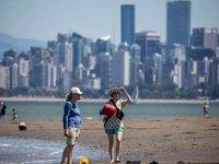 Kanada'nın batısında etkili olan aşırı sıcak nedeniyle 130'dan fazla kişi öldü