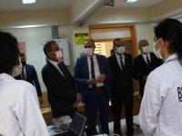 MEB tıbbi cihazların bakım ve onarımı için mesleki eğitimde ilk kalibrasyon merkezini Hatay'da kurdu