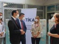 TİKA son 6 yılda gerçekleştirdiği 500 proje ile Türkiye'nin dost elini Kuzey Makedonyalılara ulaştırdı