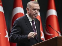 """Cumhurbaşkanı Erdoğan'dan """"50 milyon doz"""" paylaşımı:"""