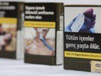 Sigara paketlerinin arkasındaki sağlık uyarısı alanı yüzde 85'ten yüzde 100'e çıkarıldı
