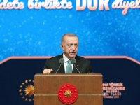 Cumhurbaşkanı Erdoğan, Kadına Yönelik Şiddetle Mücadele 4. Ulusal Eylem Planı Tanıtım Toplantısı'nda konuştu: (2)
