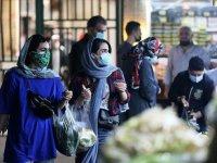 İran'da son 24 saatte 452 kişi Kovid-19'dan hayatını kaybetti