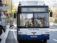 EGO: Sağlık çalışanlarımızın toplu taşıma araçlarından ücretsiz yararlanma hakkı 1 Temmuz itibarıyla sona ermiştir