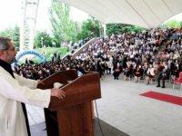 Ankara Üniversitesi Tıp Fakültesi yeni mezunlarını verdi