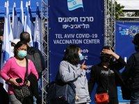 İsrail'de Kovid-19 salgınında vaka sayısı artmaya devam ediyor