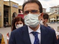 Çankırı Valisi Ayaz, Kovid-19 aşısı konusunda tereddüt edilmemesini istedi: