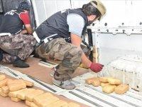 Samsun'da uyuşturucuyla mücadele kapsamında yılın ilk 6 ayında 2 bin 772 kişi yakalandı