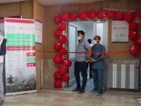 Türkiye'nin desteğiyle terörden arındırılan Rasulayn ilçesinde ilk diyaliz merkezi açıldı