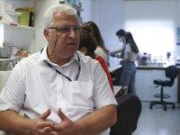 VLP temelli yerli Kovid-19 aşısını geliştiren Prof. Dr. İhsan Gürsel, devam eden çalışmaları AA'ya anlattı: