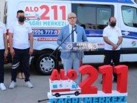 Antalya'da ambulansla hastaneye giden hastaya belediye eve dönüş hizmeti verecek