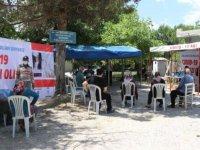 Adana'da sağlık ekipleri yaylalardaki vatandaşlara Kovid-19 aşısı yaptı
