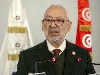 Tunus Meclis Başkanı Gannuşi, tedavi gördüğü hastaneden taburcu edildi