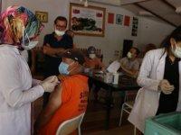 Şanlıurfa'da 3 dilde Kovid-19 aşısı için çağrı yapılıyor