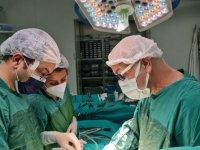 Bursa Şehir Hastanesi kadavradan organ bağışlarında bu yıl da ilk sırada yer aldı