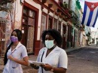 Küba'da Kovid-19'dan ölenlerin sayısı 8 bini aştı