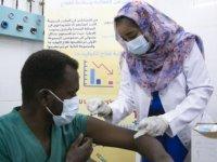 Afrika'da 450 bin doz Kovid-19 aşısı imha edildi