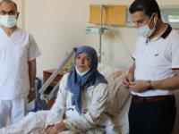 """Diyarbakır'da kalp kasında kalınlaşma bulunan iki hasta """"septal ablasyon"""" yöntemiyle sağlığına kavuştu"""