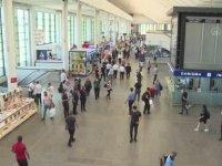 AŞTİ'ye Kurban Bayramı tatilinde 1 milyon 200 bin kişi ayak basacak