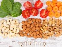 Sağlıklı beslenenler yeterli biotin alıyor!