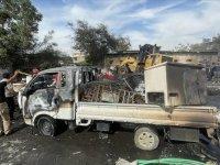 Irak'ın başkenti Bağdat'taki halk pazarında patlama: 22 ölü